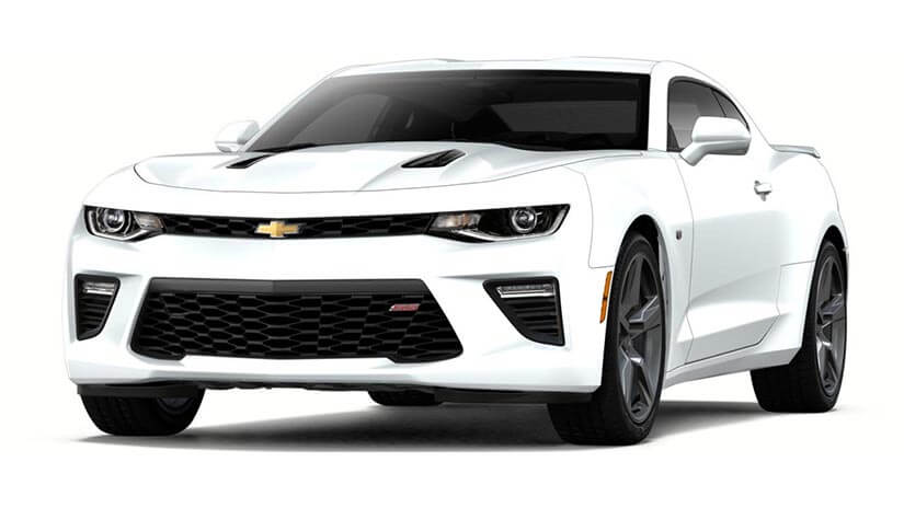 2018 Chevrolet Camaro -- 2SS Coupe