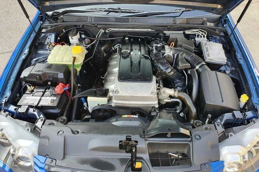 2012 Ford Xr6 FG FALCON  MKII Sedan