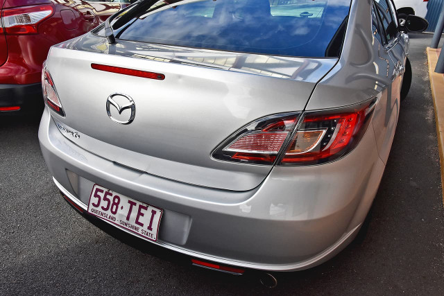 2009 Mazda 6 GH Series 1 MY09 Luxury Sports Hatchback Image 3
