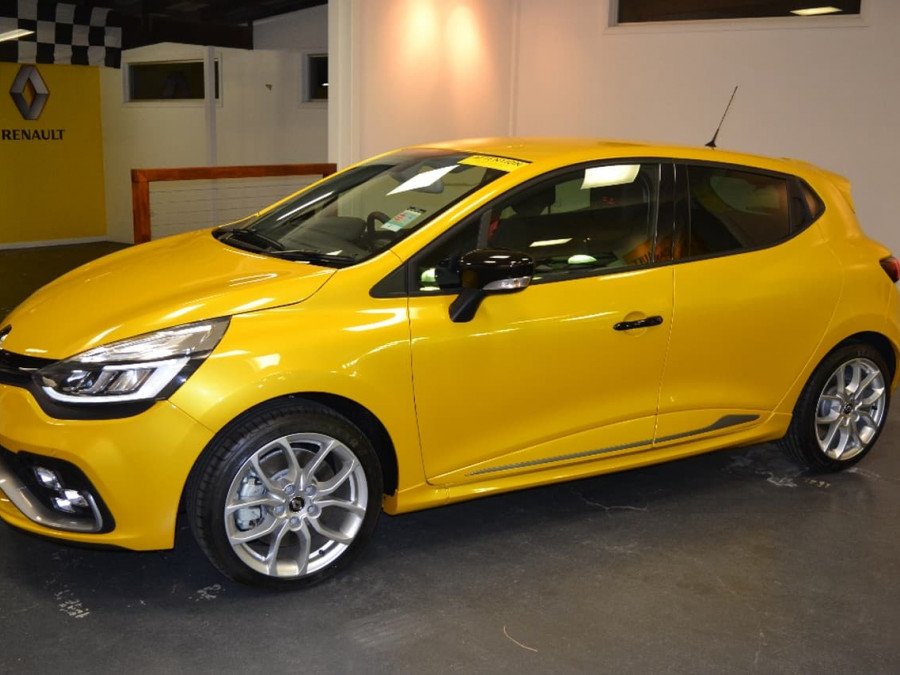 Print 2017 Renault Clio Rs Sport Gateway Motor Group