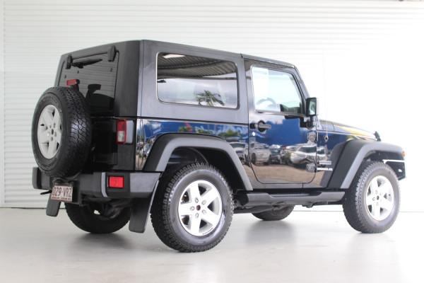 2010 Jeep Wrangler JK MY2010 SPORT Softtop