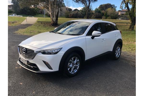 2018 Mazda CX-3 DK2W76 Maxx Suv Image 3