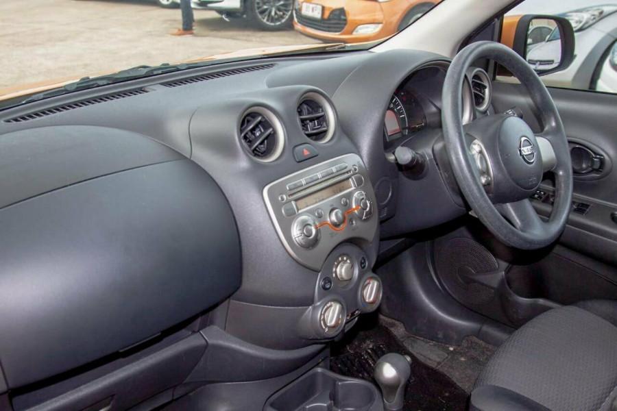 2012 Nissan Micra K13 Upgrade ST-L Hatchback Image 8
