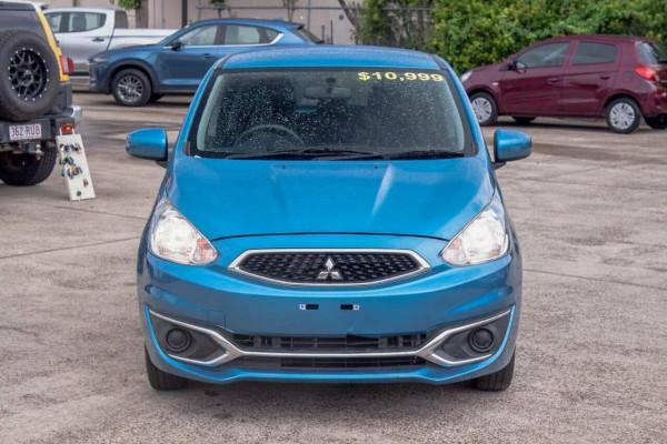 2016 Mitsubishi Mirage LA MY16 ES Hatchback Image 3