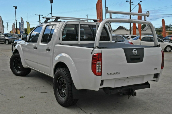 2013 MY12 Nissan Navara D40 S7 MY12 RX Cab chassis Image 3