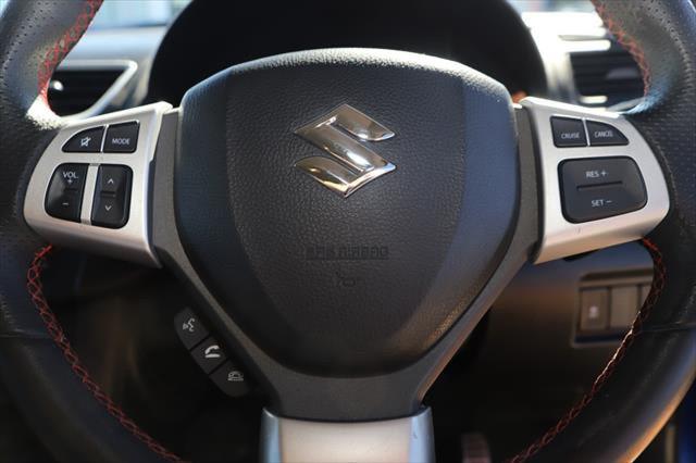 2012 Suzuki Swift FZ Sport Hatchback Image 16
