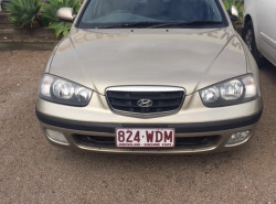 Hyundai Elantra GLS XD