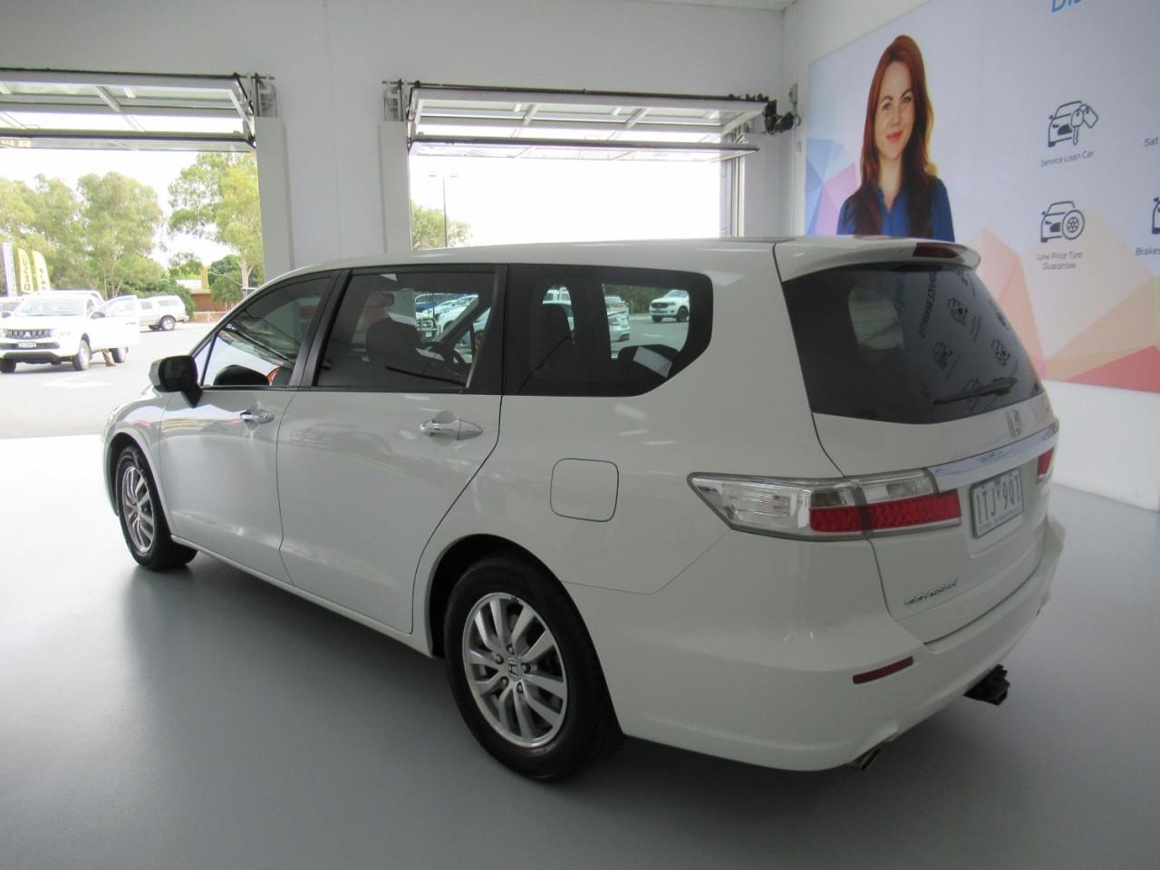 2013 Honda Odyssey 4TH GEN MY13 Wagon Image 9