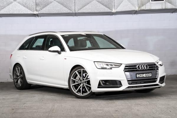 Audi A4 A B9 8W  sport
