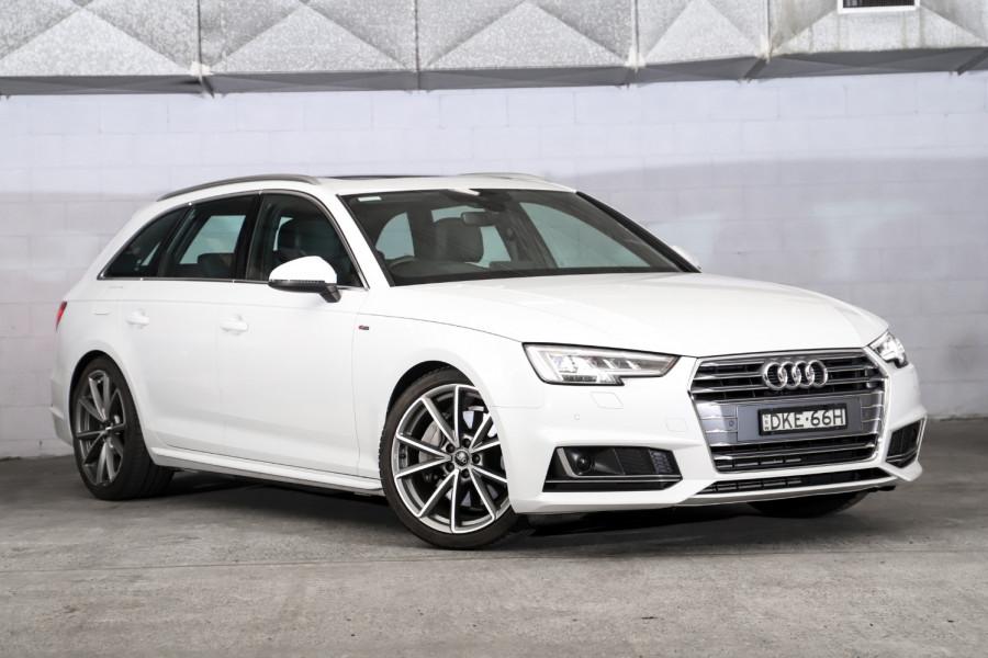2016 Audi A4 A