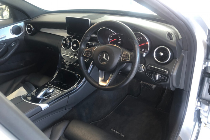 2018 MY08 Mercedes-Benz C-class W205 808MY C200 Sedan Image 10