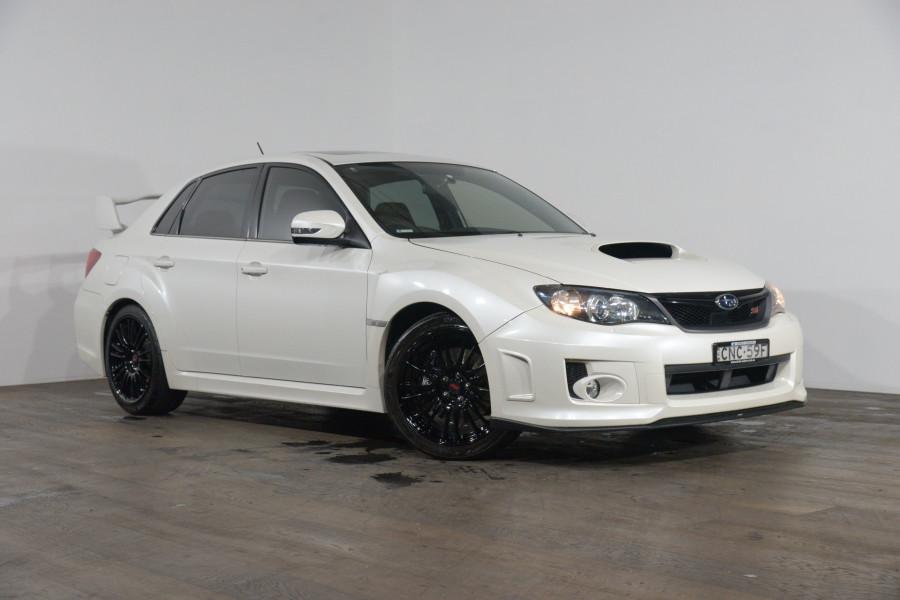 2013 Subaru WRX Sti Spec R (Awd)