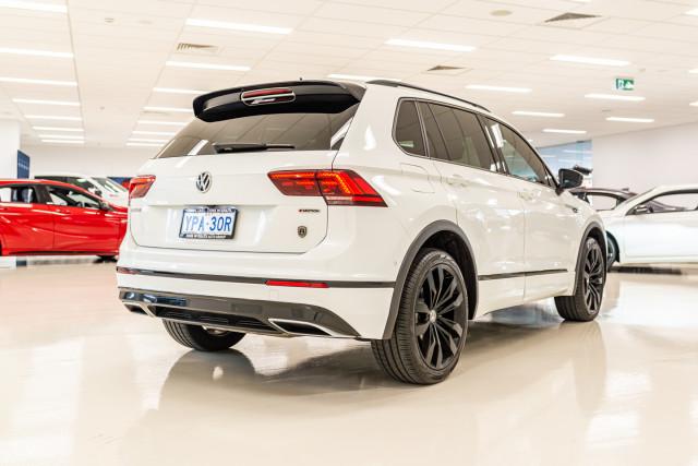 2018 MY19 Volkswagen Tiguan 5N Wolfsburg Edition Suv Image 7