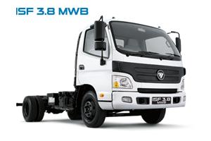 New Foton ISF 3.8 MWB