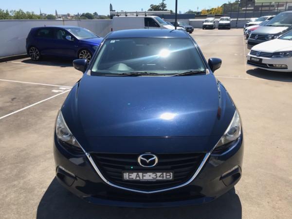 2014 Mazda 3 BM5476 Maxx Hatchback
