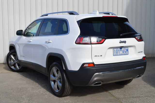 2019 Jeep Cherokee Limited 24 of 29