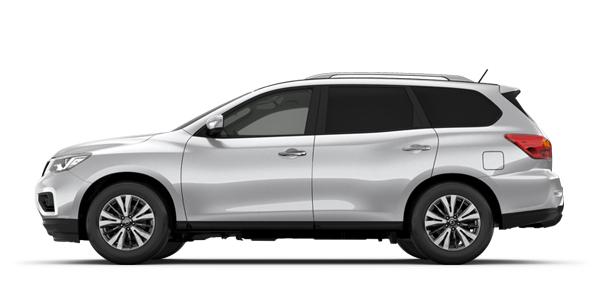 2018 MY17 Nissan Pathfinder R52 Series 2 ST 2WD Wagon