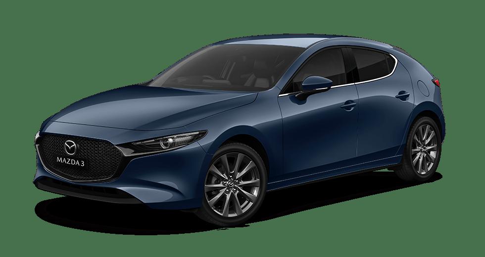 Mazda3 <br>G25 GT | Hatch or Sedan <br>PERSONAL | BUSINESS