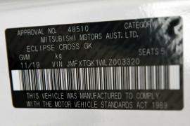 2019 MY20 Mitsubishi Eclipse Cross YA LS Suv
