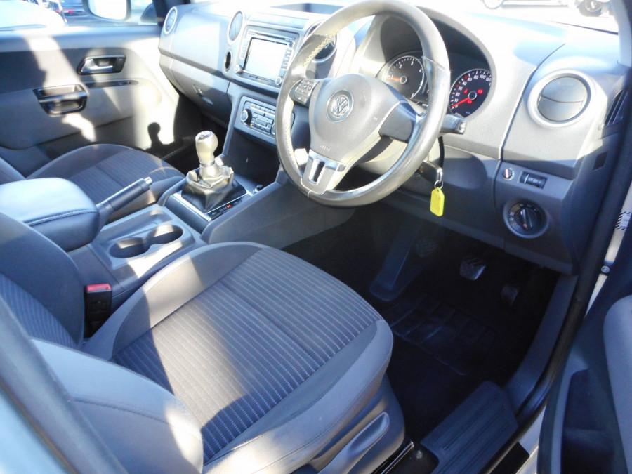 2014 Volkswagen Amarok 2H  TDI400 Highline Utility Image 10