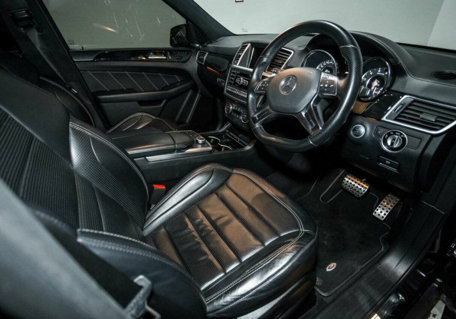 2012 Mercedes-Benz ML63 W166 AMG SPEEDSHIFT DCT Wagon