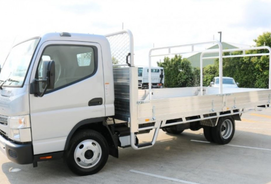 2020 Fuso Canter 515 Wide Tradesman Tray + INSTANT ASSET WRITE OFF TRADIE TRAY 515 WIDE CAB Tray