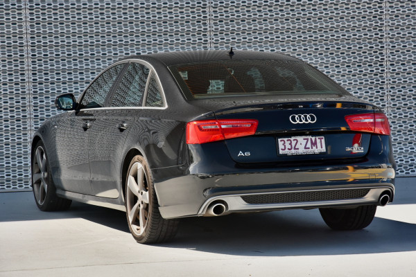 2014 Audi A6 4G MY14 Bi-Turbo Sedan Image 3