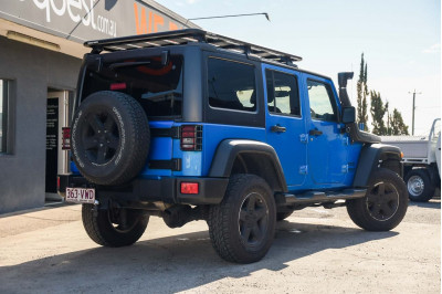 2015 Jeep Wrangler JK MY16 Unlimited Sport Softtop Image 4