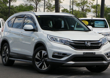 Honda CR-V Limited Edition 4WD RM Series II MY17