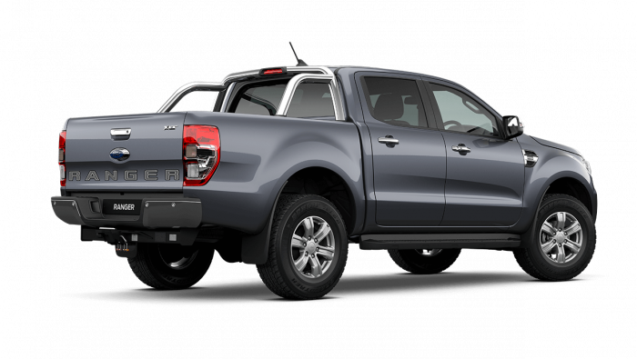 2021 Ford Ranger 4X4 PU XLT DOUBLE 3.2L T Utility Image 4