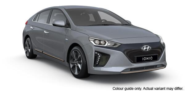 2018 MY19 Hyundai IONIQ AE.2 Electric Elite Hatchback