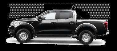 NAVARA SILVERLINE DUAL CAB 4WD AUTO