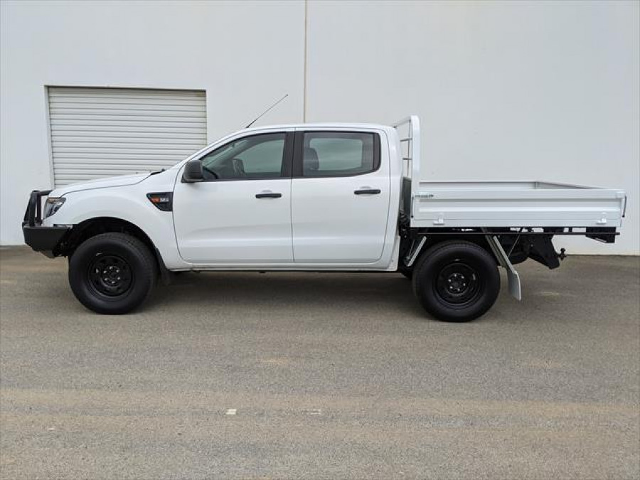 2014 Ford Ranger PX XL Cab chassis - dual cab Image 10