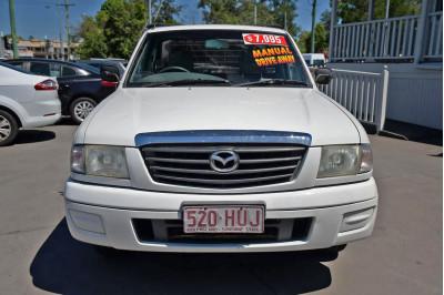 2004 Mazda Bravo B2600 DX Cab chassis Image 2