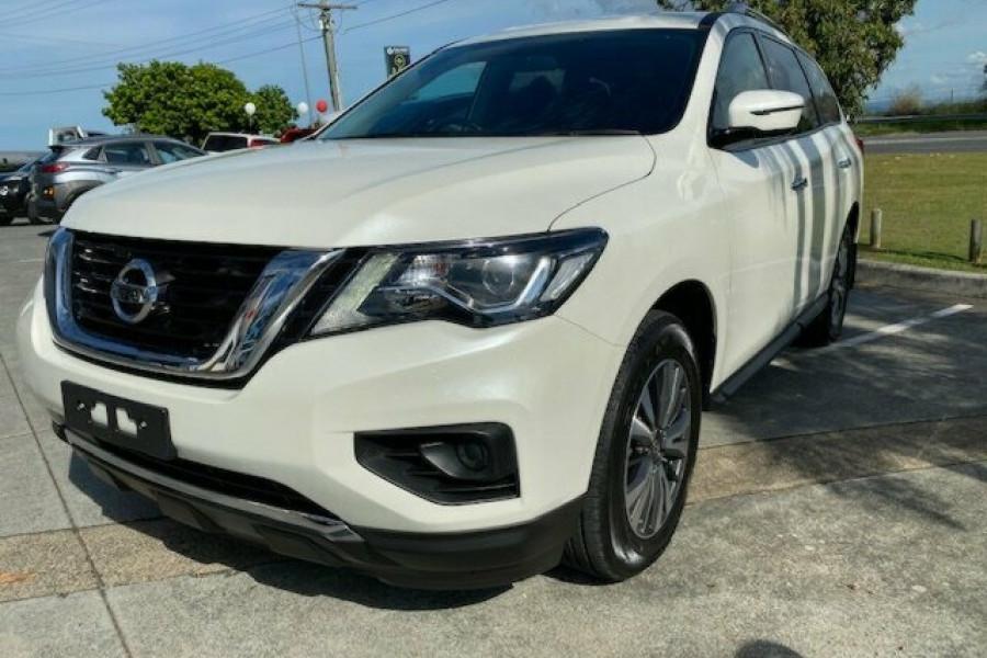 2018 MY17 Nissan Pathfinder R52 Series II MY17 ST X-tronic 2WD Suv