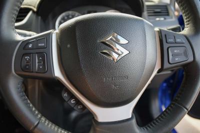 2015 Suzuki Swift FZ MY15 GL Navigator Hatchback
