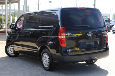 2009 Hyundai Iload TQ-V Van Image 2