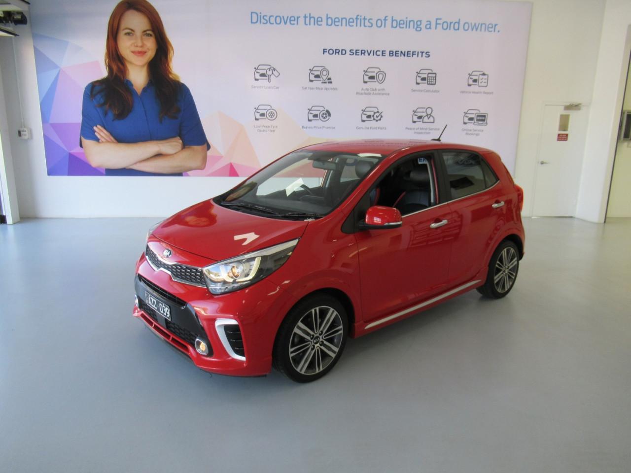 2018 MY19 Kia Picanto JA GT-Line Hatchback Image 1