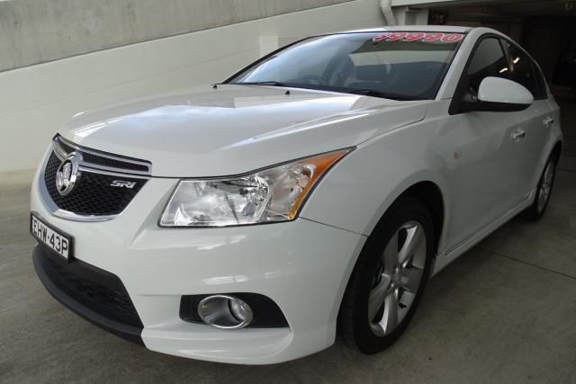 2012 Holden Cruze SRi 3 of 22