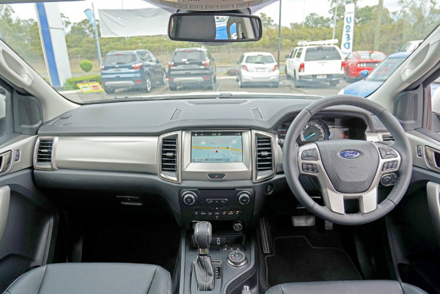 2019 Ford Everest UAII Trend 4WD Ute