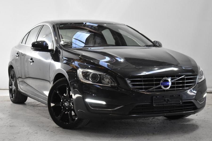 2016 Volvo S60 (No Series) MY16 T4 Luxury Sedan Image 1