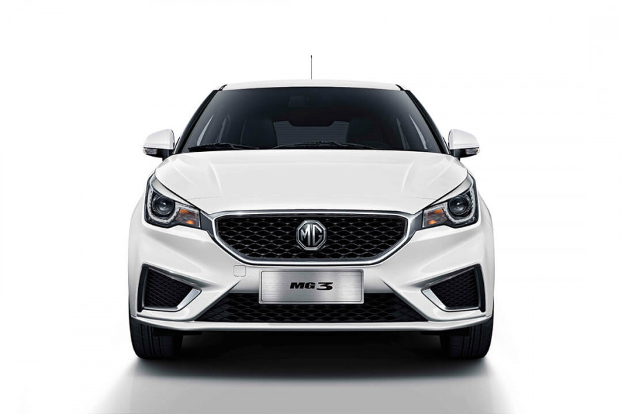 2021 MG MG3 SZP1 Excite Hatch Image 3