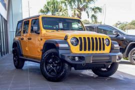 Jeep Wrangler Unlimited Night Eagle JL