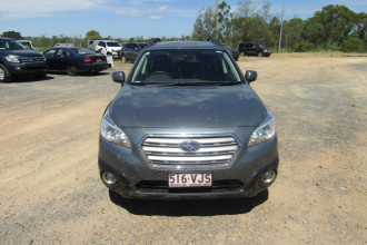 2014 MY15 Subaru Outback B6A MY15 2.0D Suv Image 2