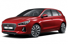 i30 Hyundai's award-winning small car. More than a feeling.