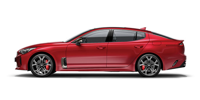 2018 MY19 Kia Stinger CK GT Sedan