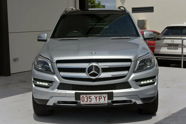 2015 Mercedes-Benz Gl350 X166 BlueTEC Wagon Image 3
