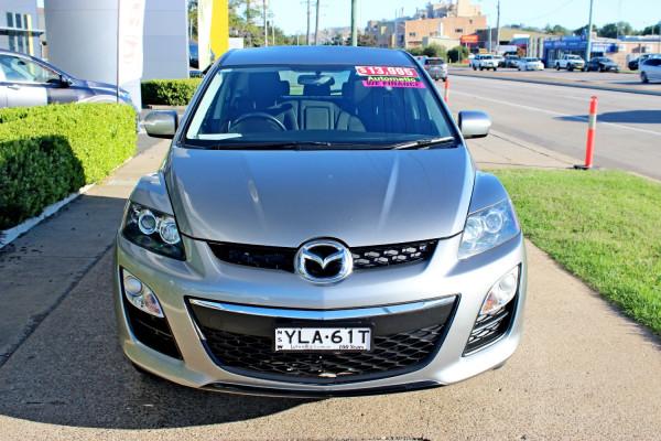 2011 Mazda Cx-7 ER10L2 Classic Wagon Image 3