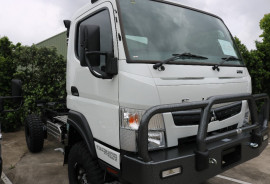 2018 MY17 Fuso Canter WIDE CAB 4X4 4wd