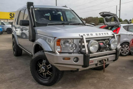 Land Rover Discovery 3 HSE MY09